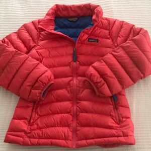 Patagonia Coral Down Sweater Jacket